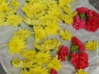 Préparation des fleurs